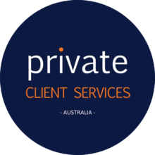 Private Client Services Australia Logo
